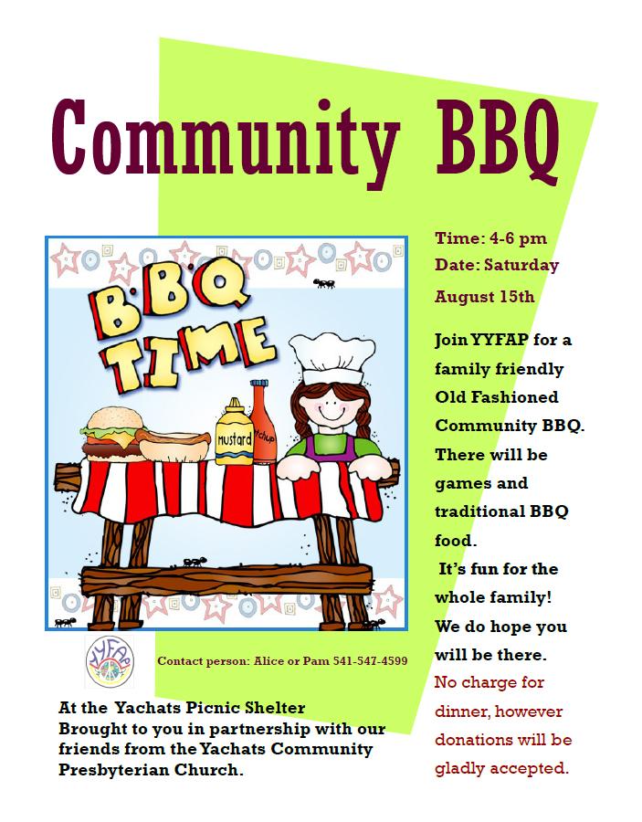 2015 Community BBQ